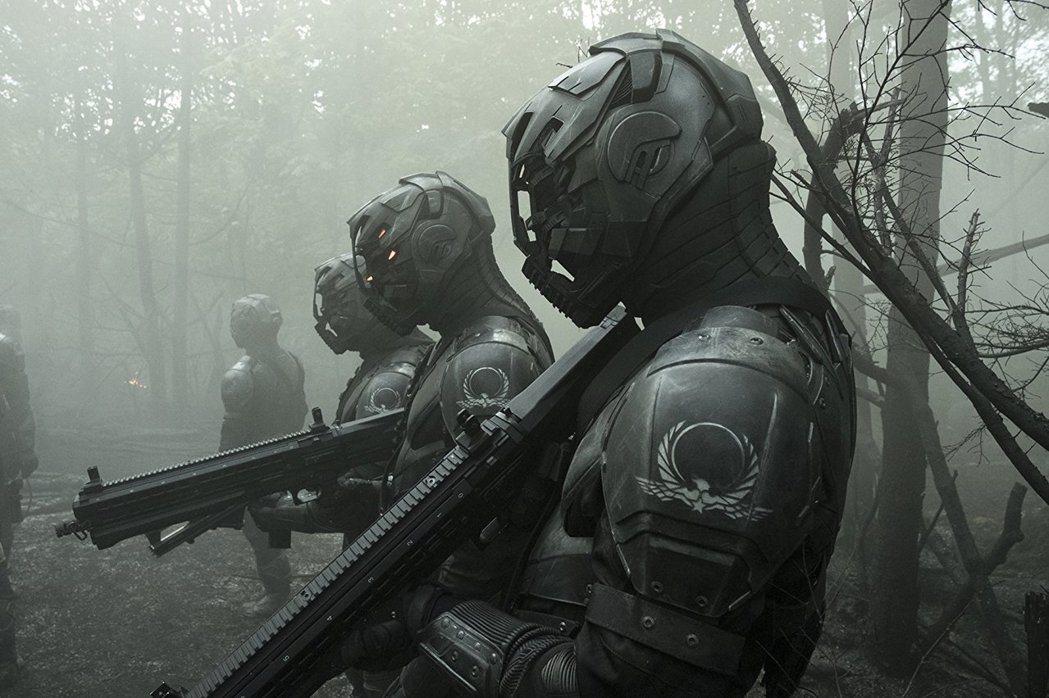 「碳變」是今年度最受矚目的科幻影集之一。圖/摘自imdb