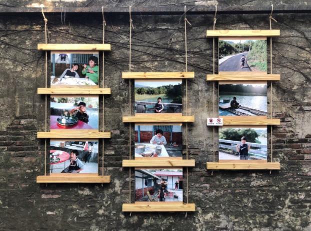 川島小鳥X安平樹屋 愛の台南寫真展。圖/摘自川島小鳥Twitter