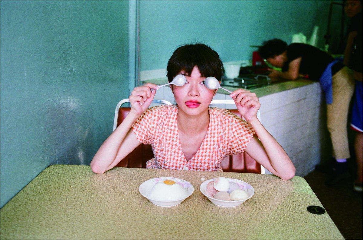 川島小鳥「愛の台南」攝影作品。圖/摘自台南市政府文化局