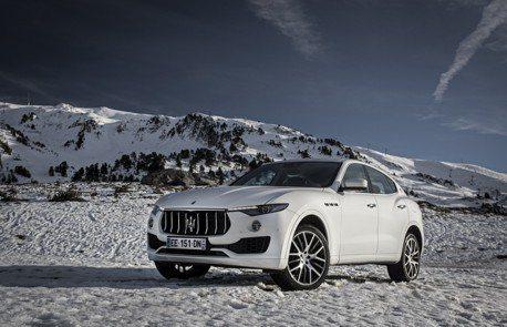 銷售不見起色 Maserati Levante產量被大幅削減