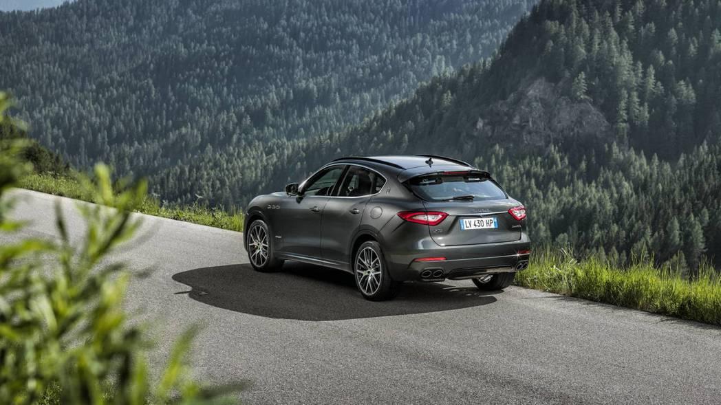 Levante減產措施,預計將持續到七月。 摘自Maserati