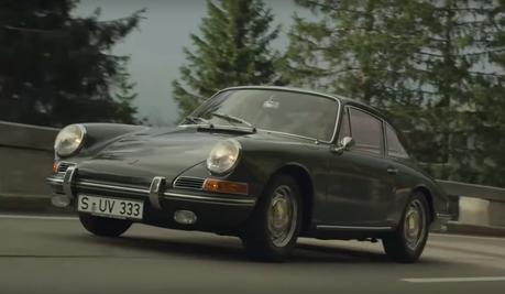 無心插柳?13分鐘影片帶你了解 Porsche 911