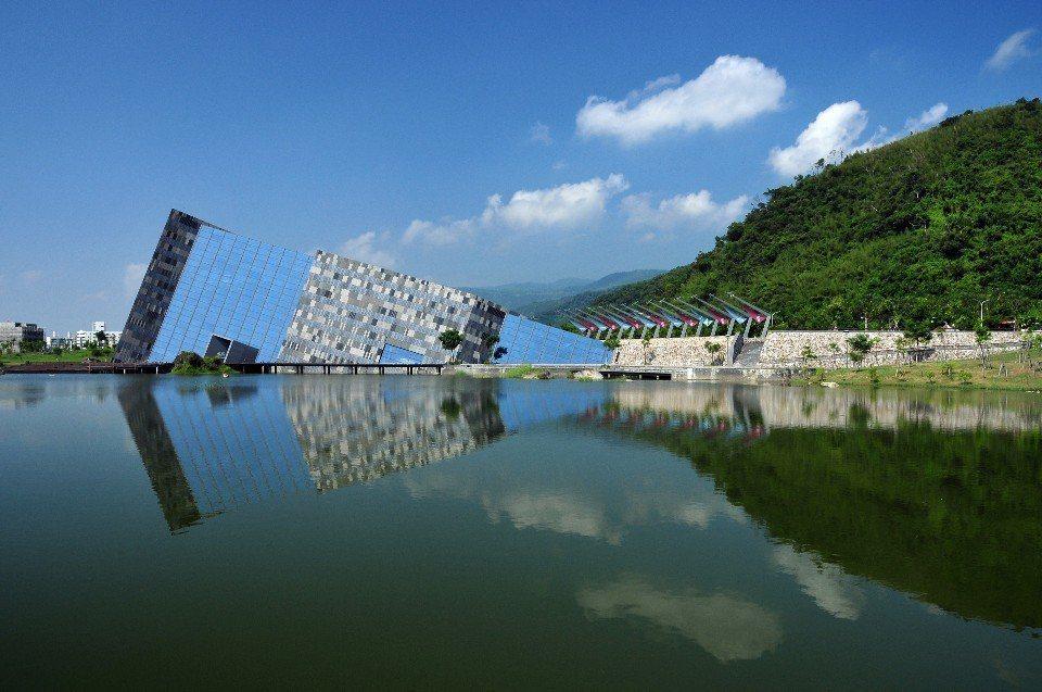 蘭陽博物館。(圖片來源/欣傳媒)