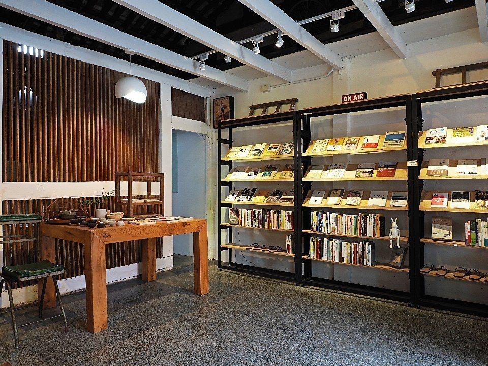 Stay旅人書店。(圖片提供/欣傳媒)