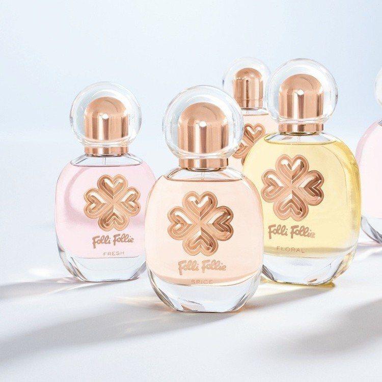 Folli Follie以希臘3座極富盛名的島嶼印象為靈感,帶來3款迷人的春日香...