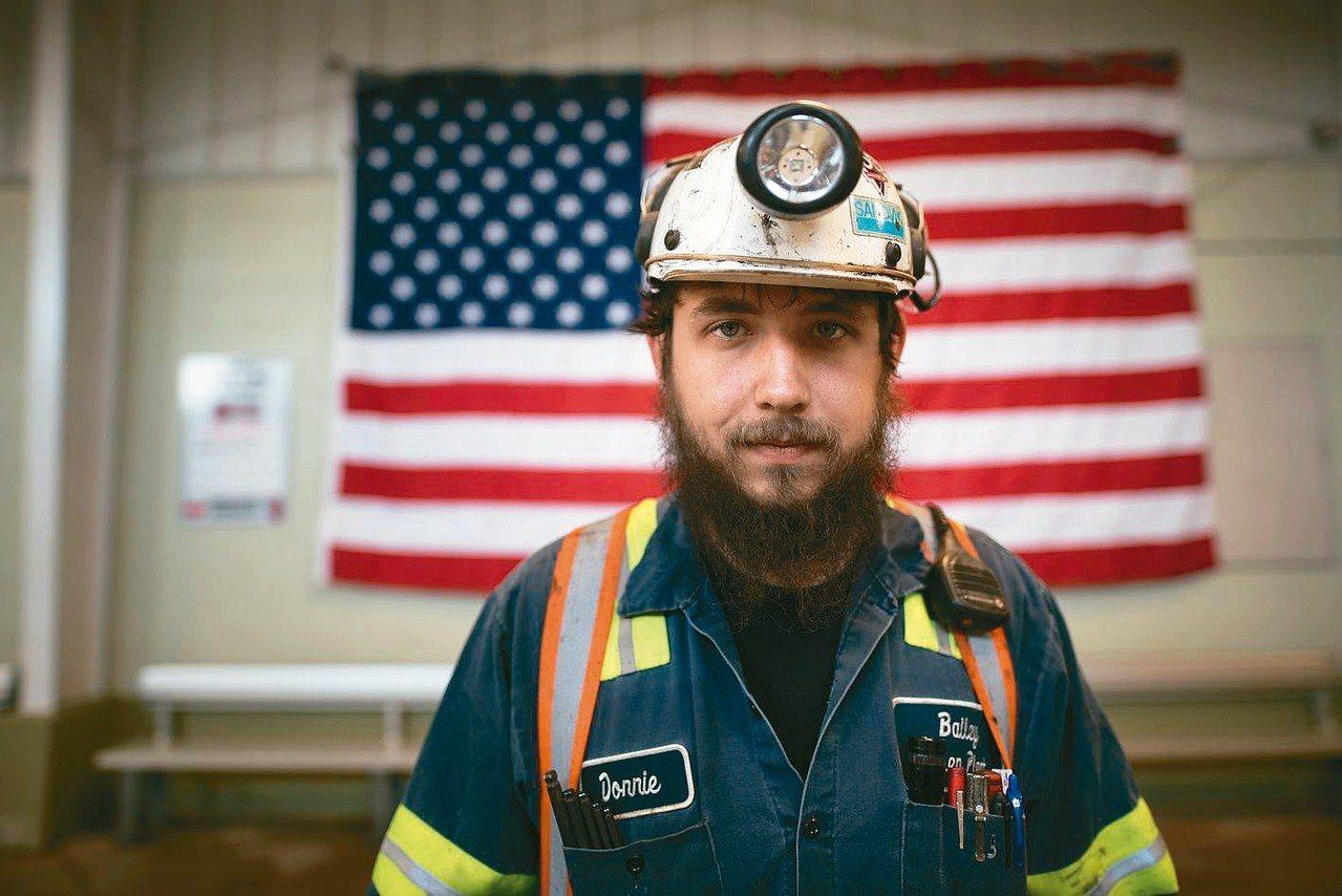 美國煤礦業面臨命運的十字路口。 法新社