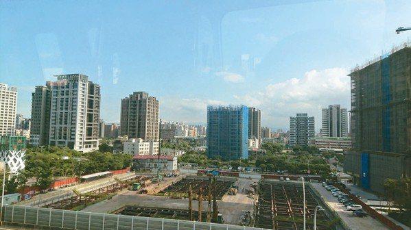 今年大安、信義、板橋、新店、土城等五大行政區推案量估破3,300億元。 (本報系...