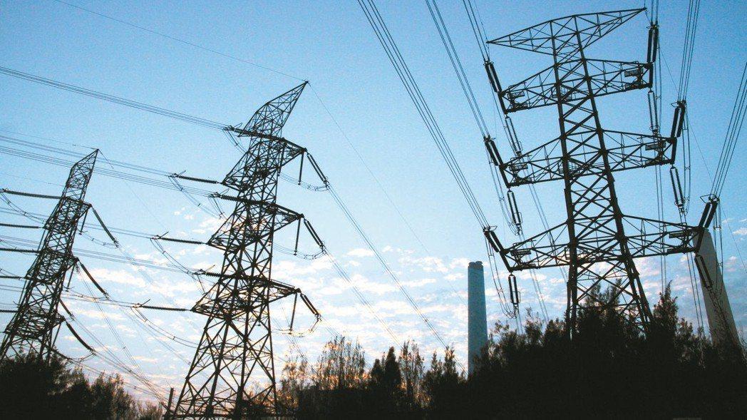電價是否調漲,16日揭曉。 報系資料照