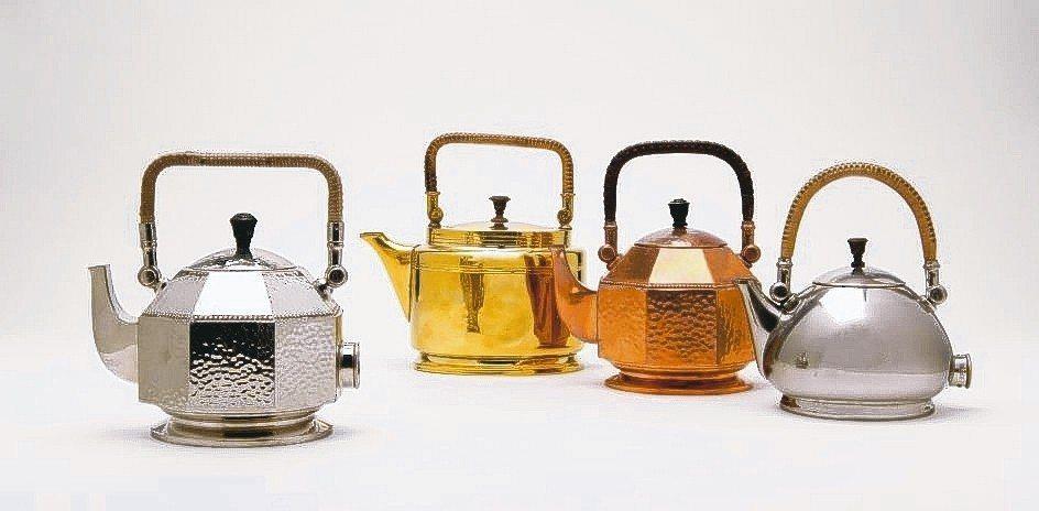 1909年的電熱水壺。 台北當代工藝設計分館/提供