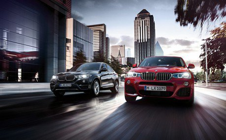 F26要說再見了 全新BMW X4日內瓦車展發表?