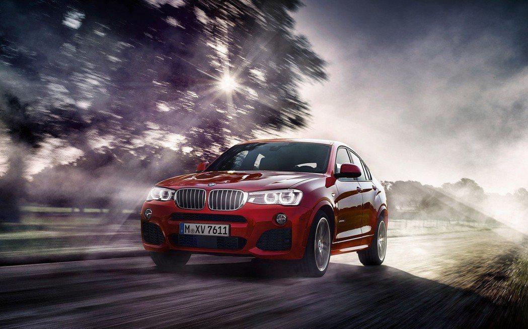 第一代BMW X4(F26)傳出將於三月停產。 摘自BMW