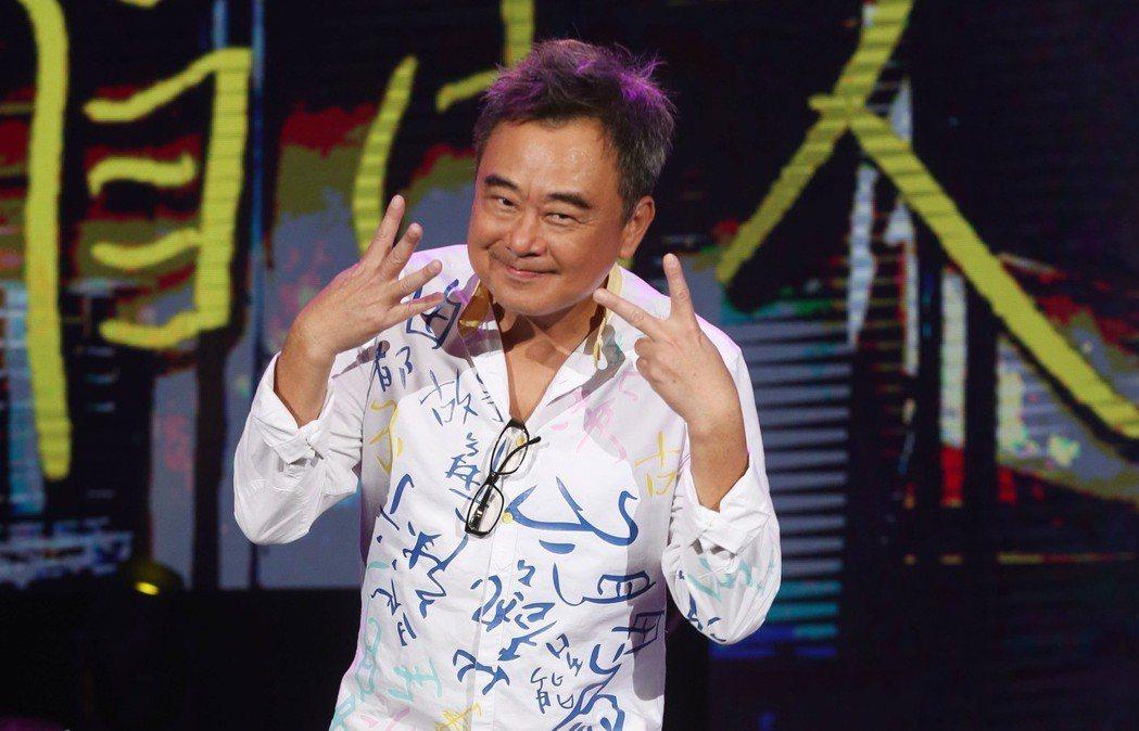 陳昇創紀錄連續24年舉辦跨年演唱會,心態像個老頑童。 圖/聯合報系資料照片