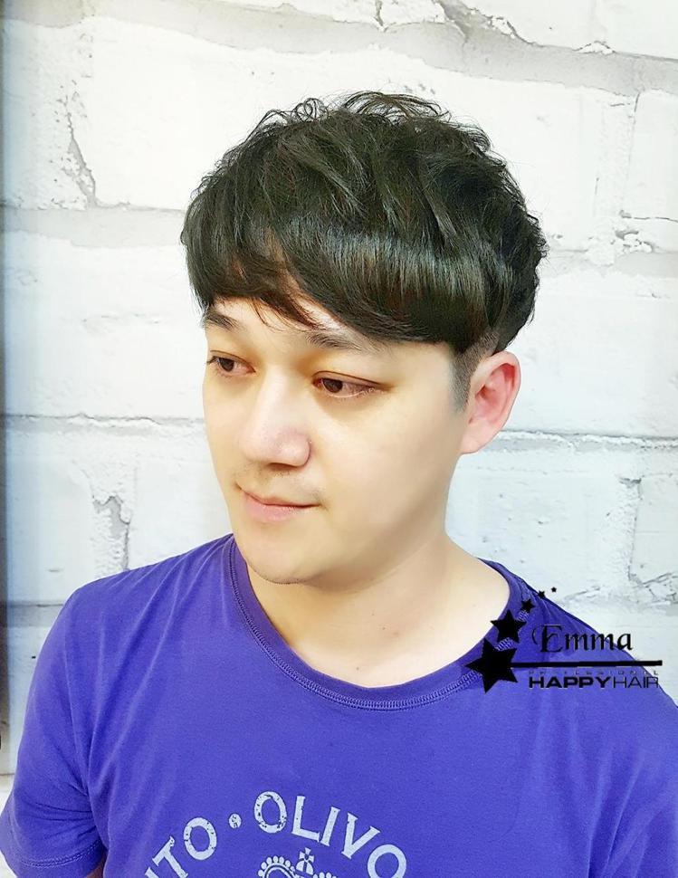 髮型創作/安萱。圖/HairMap美髮地圖提供