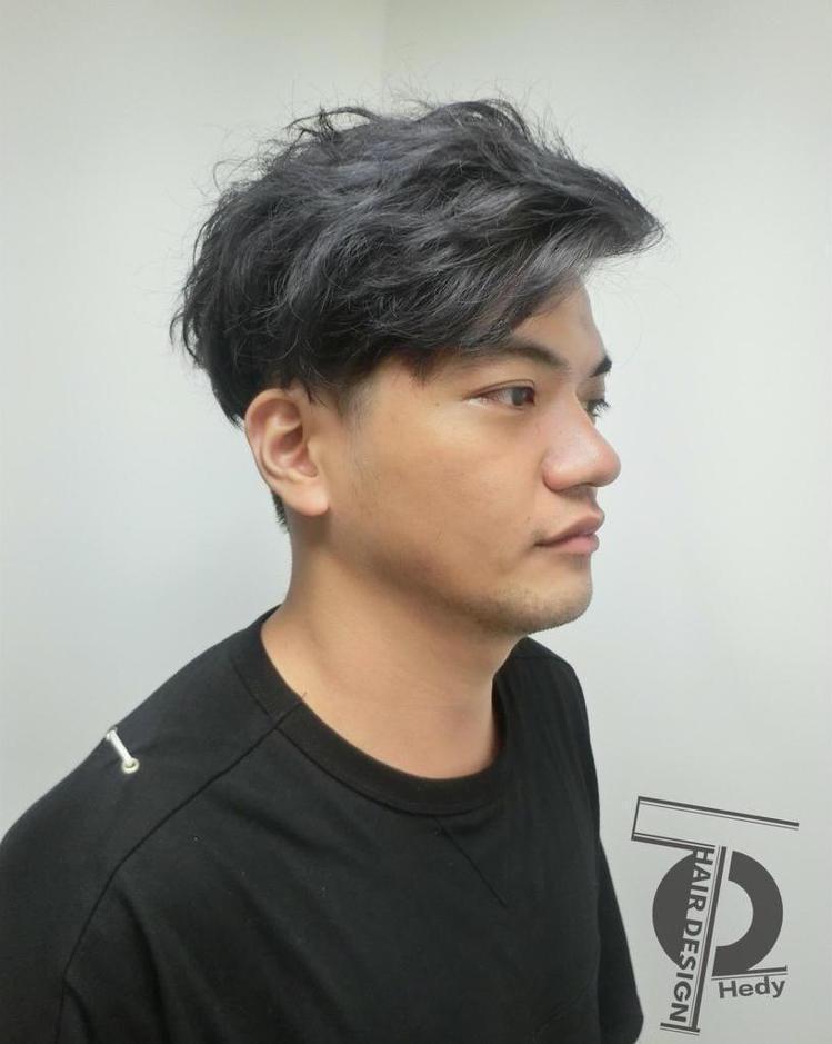 髮型創作/Hedy Lee。圖/HairMap美髮地圖提供