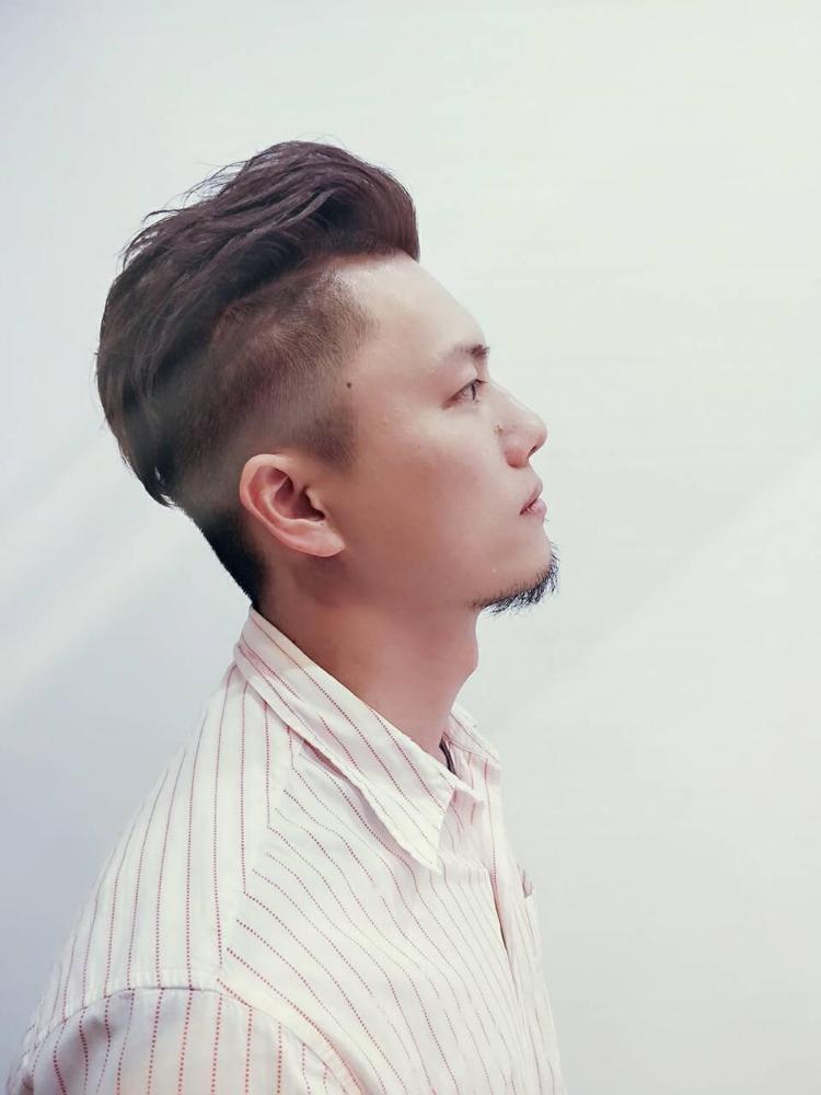 髮型創作/羅羅黎。圖/HairMap美髮地圖提供