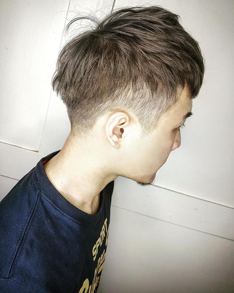 髮型創作/Sun。圖/HairMap美髮地圖提供