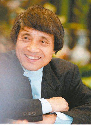 日本建築大師─安藤忠雄。 圖/聯合報系資料照片