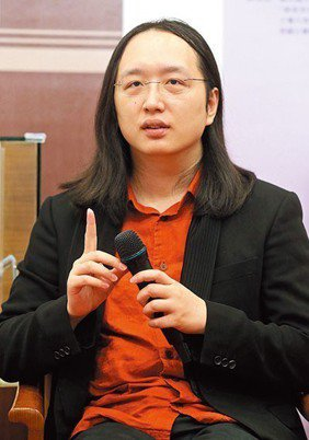 行政院政務委員唐鳳