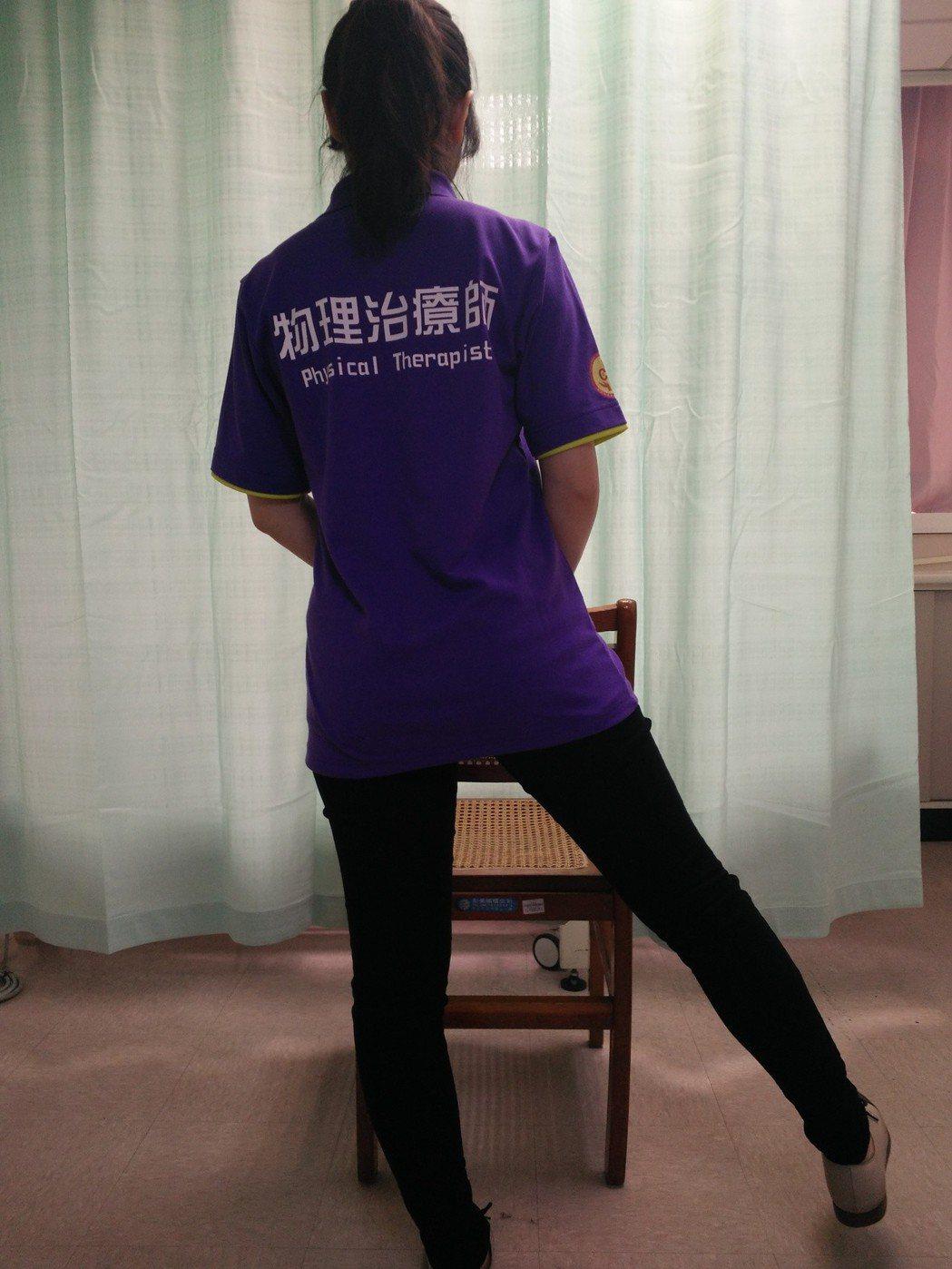 軟骨頭第一招 圖/林芳筑助理