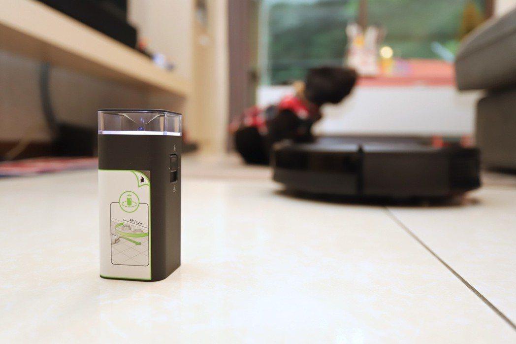 雙模式Virtual Wall虛擬牆能讓Roomba 980wifi在單一區域進...