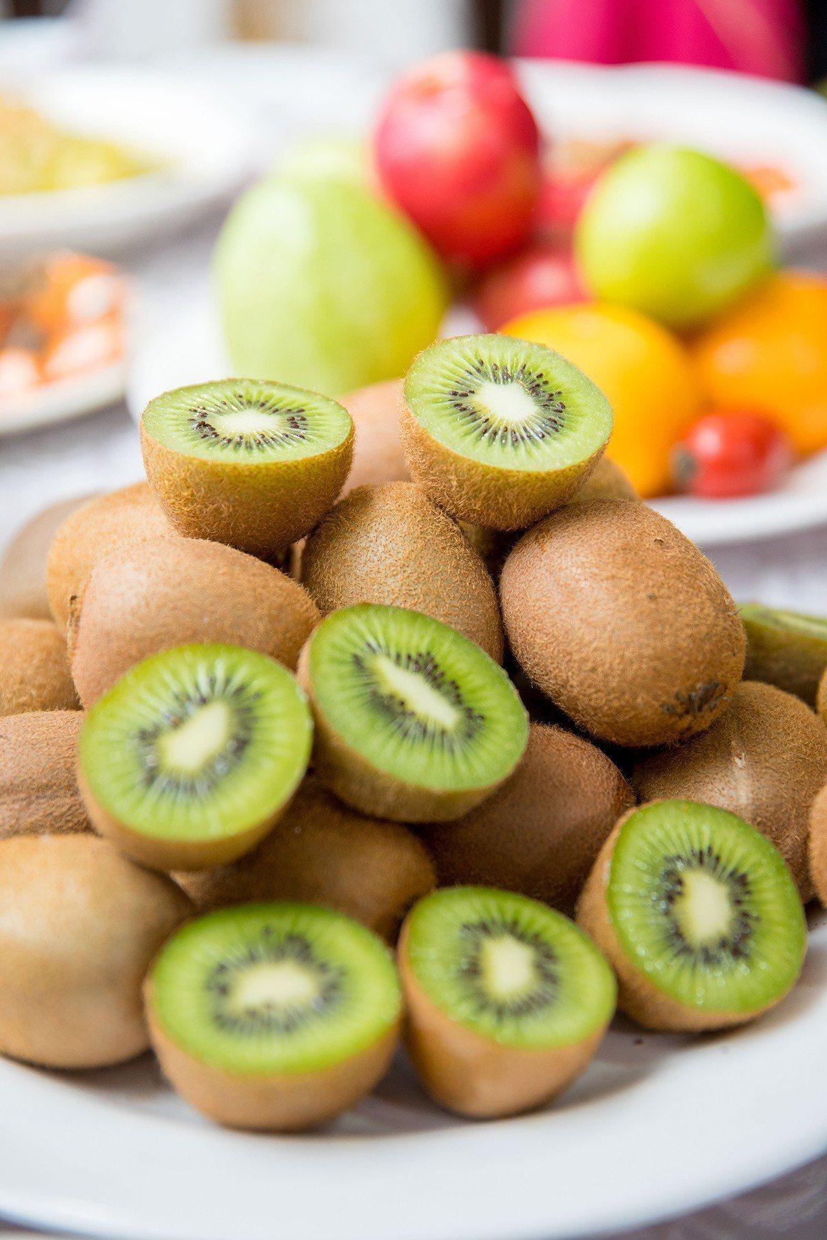 想要健康迎新年,醫師建議可適量食用奇異果。 圖/王仁昌 提供