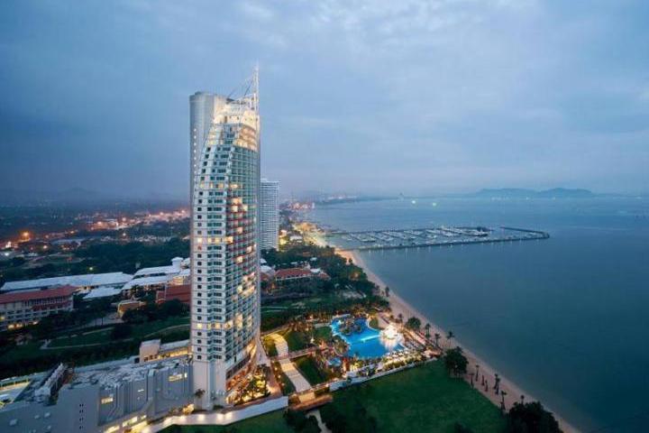泰國獅王不動產獨家代理的泰國pattaya優質建案