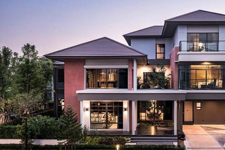 泰國獅王不動產獨家代理的泰國優質別墅建案