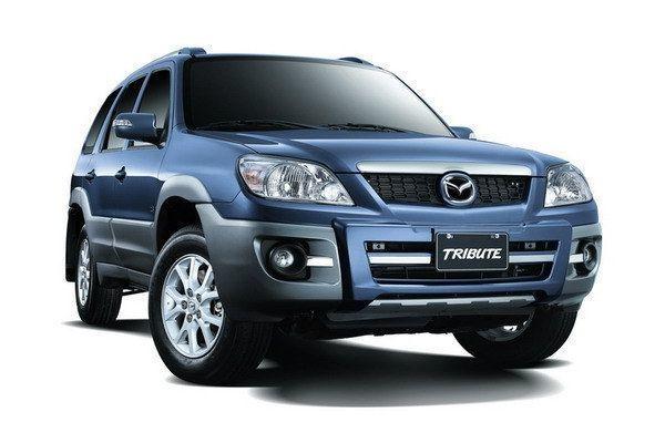 Mazda Tribute 四輪傳動V6當時可說是國產休旅最高規格 摘自MAZDA