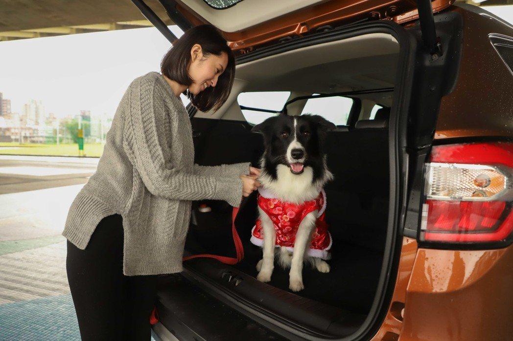 為了出遊的安全性和舒適度,建議選擇寬敞和靜謐的SUV休旅車型。 圖/Ford提供