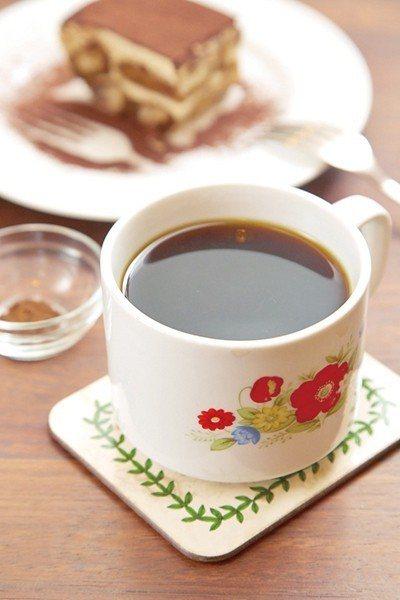單品咖啡 140元起/老闆嚴選的咖啡豆,依單品豆的不同價格也不同。