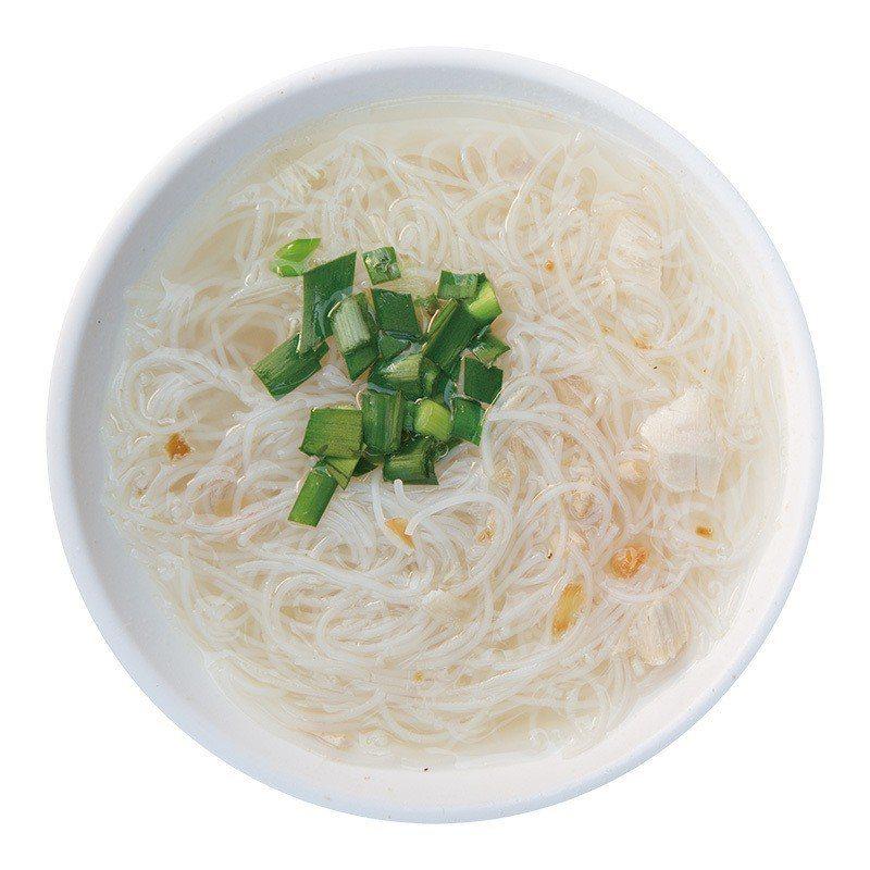 旗魚米粉湯25元