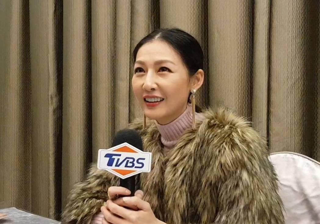 何潤東妻子Peggy笑稱自己在「翻牆的記憶」中演「女12」。記者杜沛學/攝影