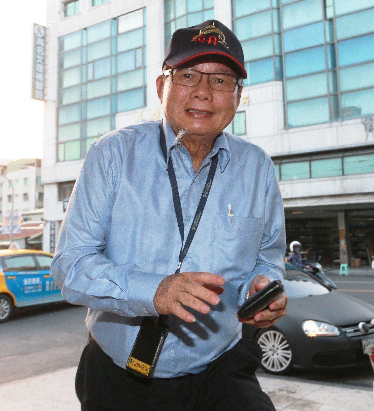 慶富董事長陳慶男被求刑30年。 圖/報系資料照片