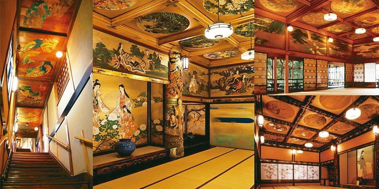 東京都有形文化財產百段階段。 圖/有行旅提供