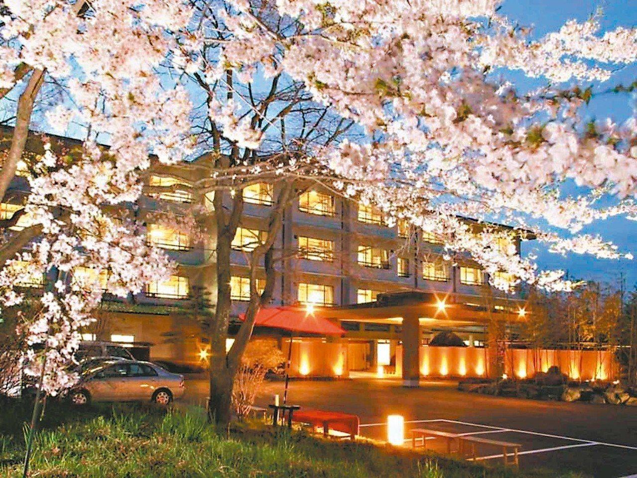 伊香保溫泉如心之里HIBIKINO和風溫泉旅館。 圖/有行旅提供