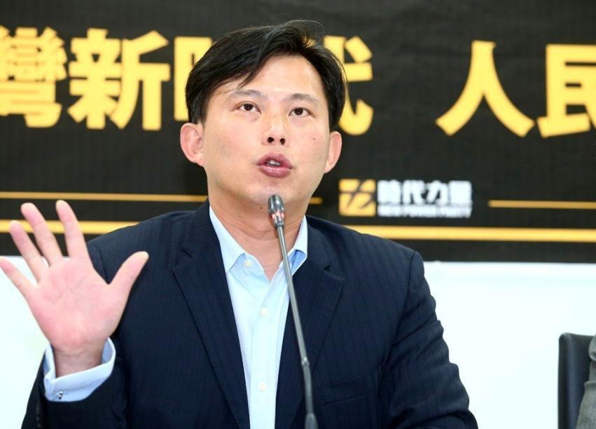 時代力量立委黃國昌。 圖/聯合報系資料照片
