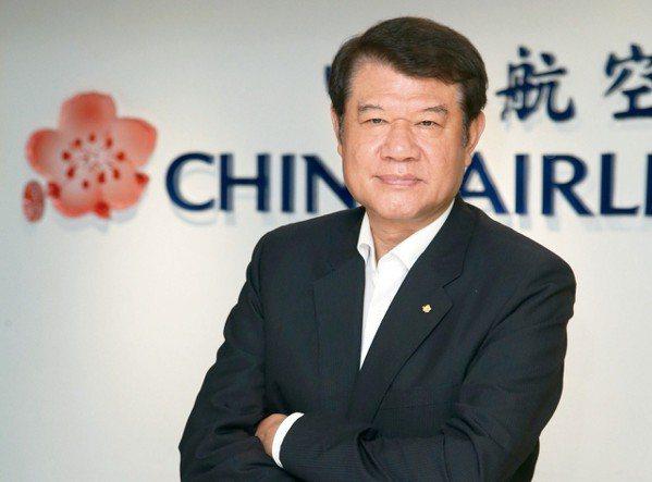 華航董事長何煖軒 (本報系資料庫)