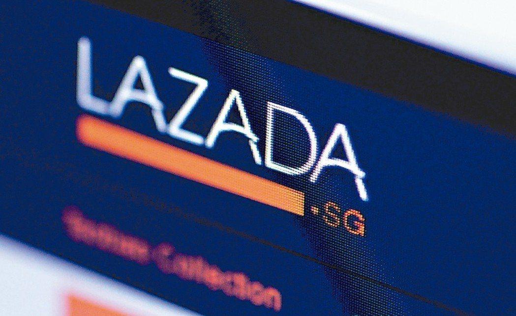 新加坡政府可能在下周提出的預算案中公布一項電商稅。圖為東南亞電商業者Lazada...