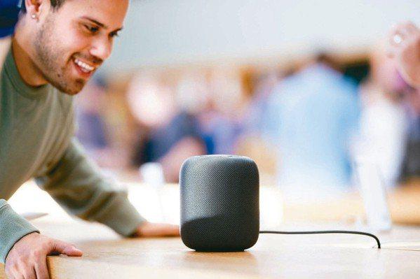 蘋果首款智慧音箱HomePod才剛上市,傳蘋果擬於下半年推出平價版本,售價將便宜...