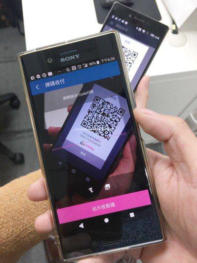 台灣Pay行動支付APP轉帳免手續費。