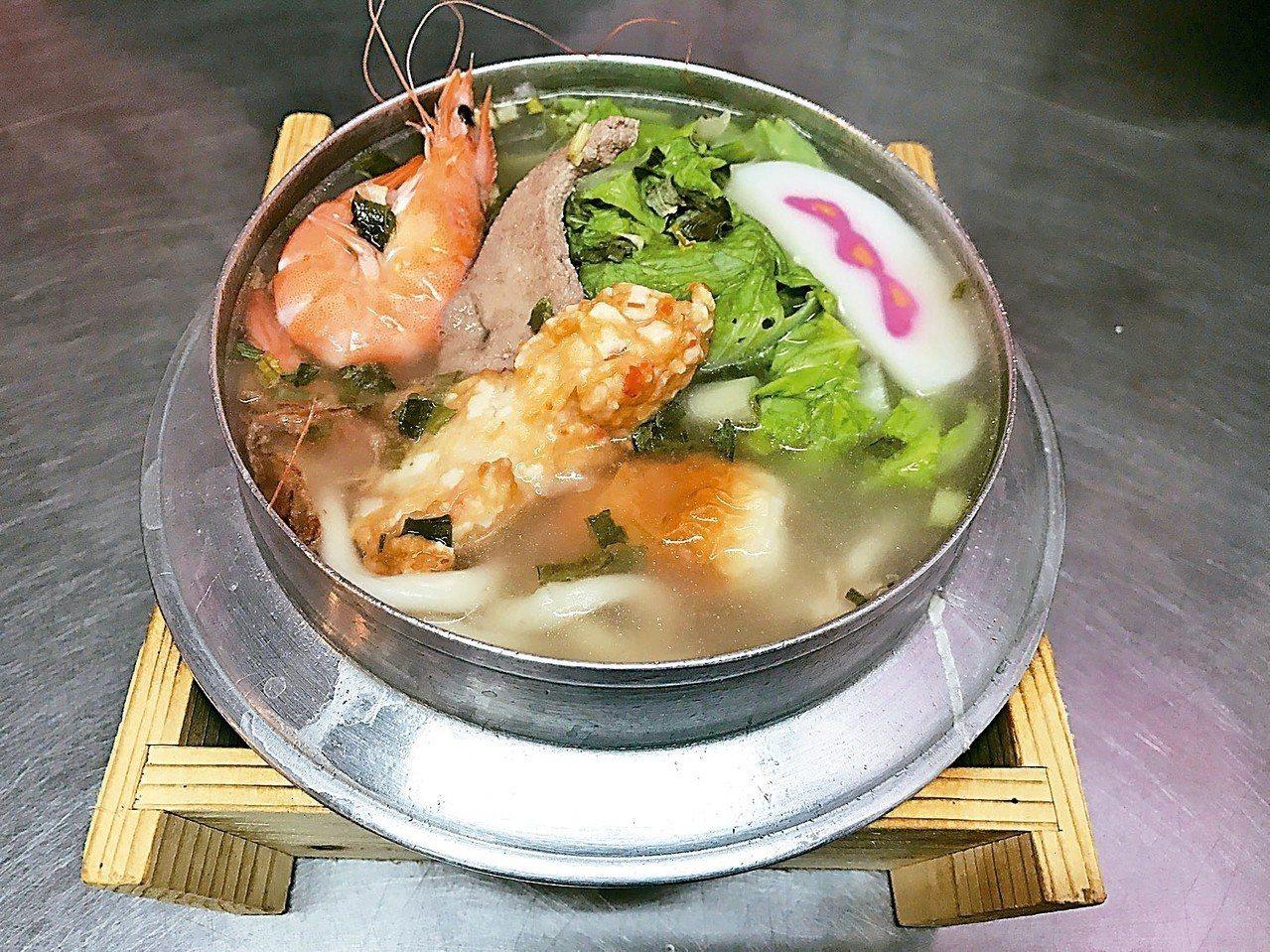阿湯哥日式鍋燒麵