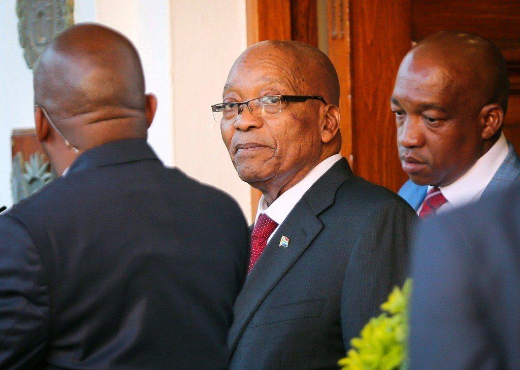 非洲民族議會(ANC)極具權力的107人全國執行委員會(NEC),在普勒托利亞外...