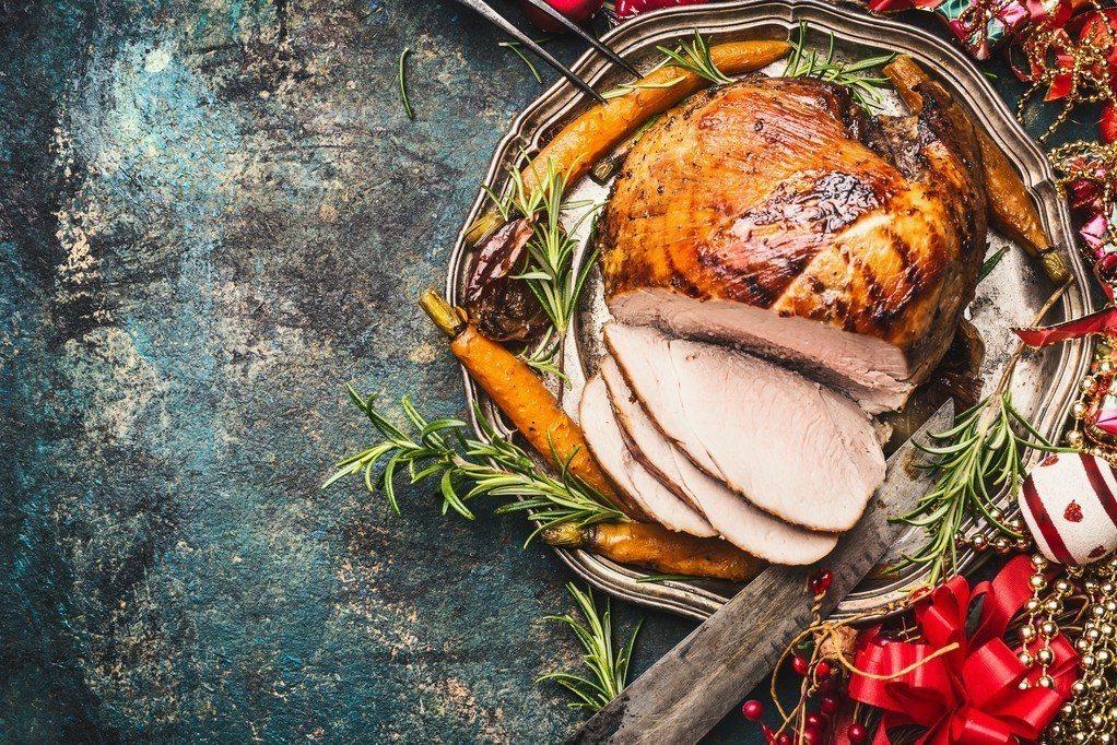 示意圖。很多人都擔心過個年體重增加不少,營養師建議,只要在食材、烹調方式上多做把...