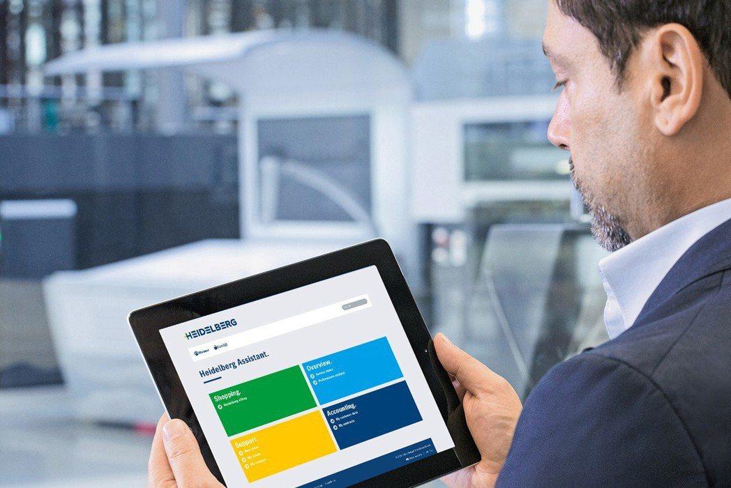 Smart Print Shop以Prinet為驅動智能印刷廠的關鍵,可自動啟動...