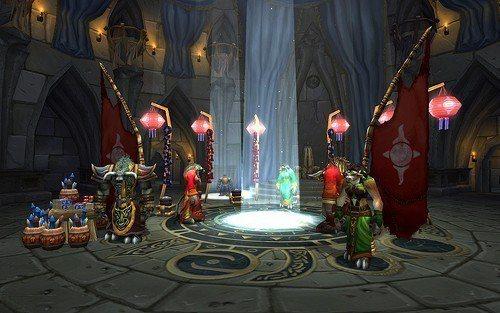 《魔獸世界》新年節慶展開!