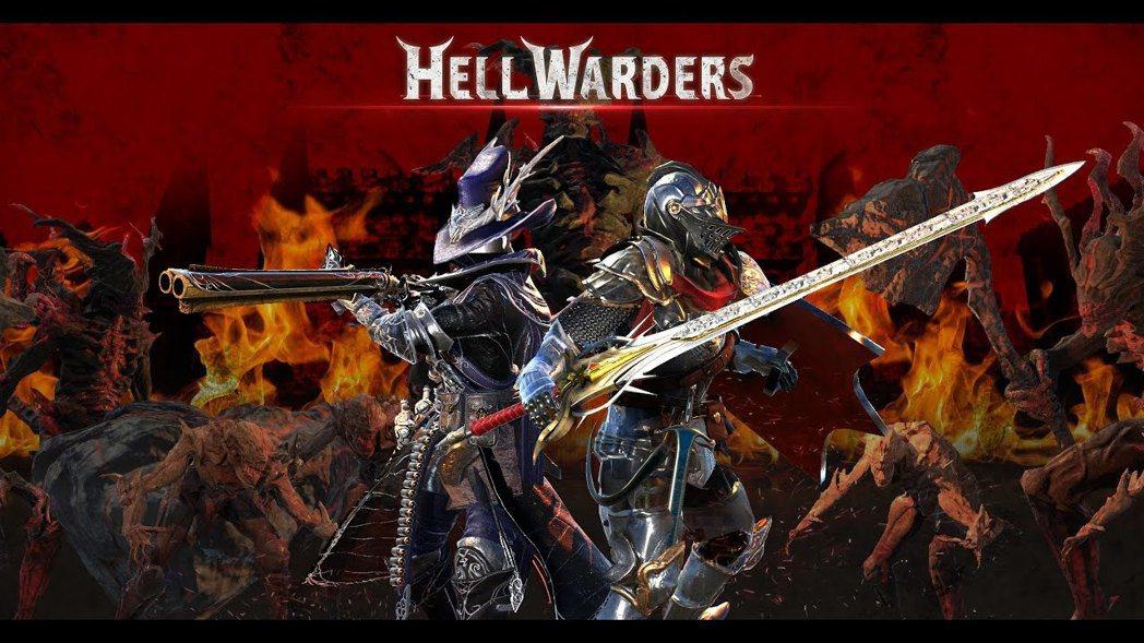 《Hell Warders》中譯《煉獄圍城》由香港獨立團隊研發的動作塔防遊戲。