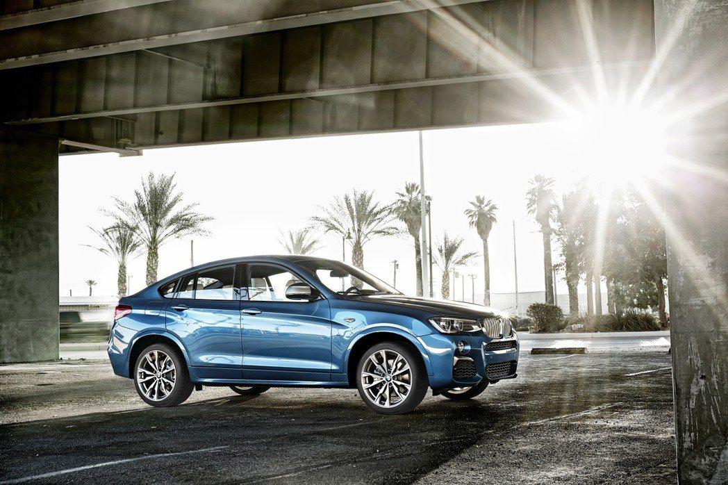 第一代BMW X4(F26)即將於三月份停產。 摘自BMW