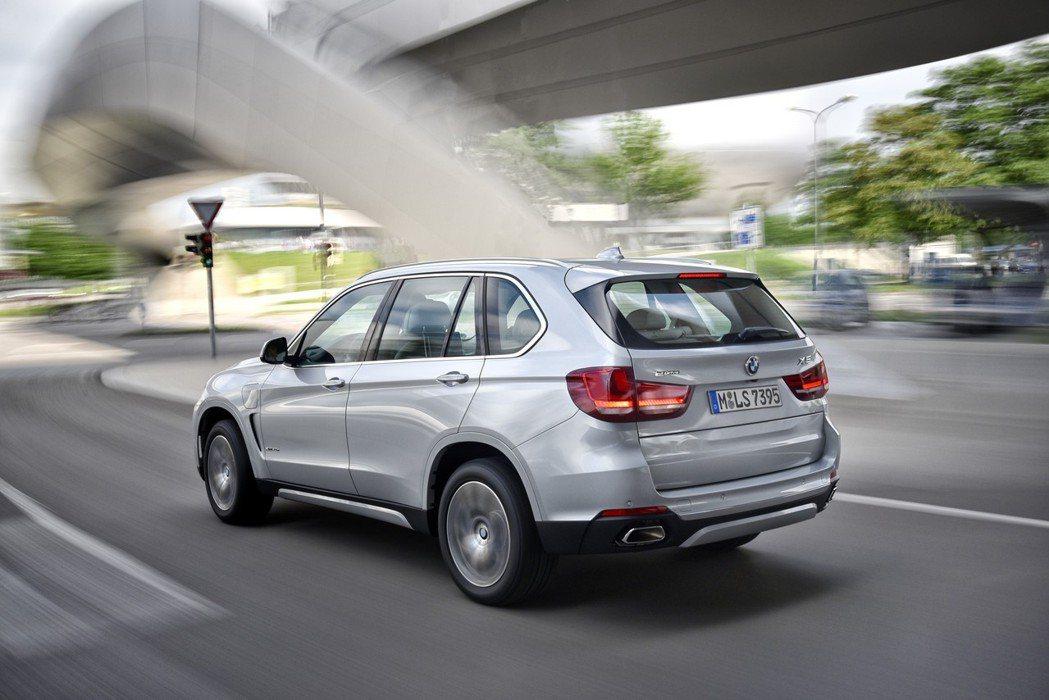 第三代BMW X5(F15)將於今年七月正式停產。 摘自BMW