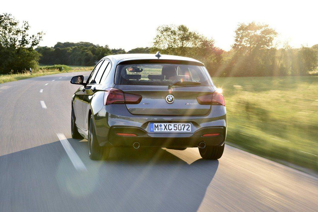 新世代1-Series很有可能改採前驅設定。 摘自BMW