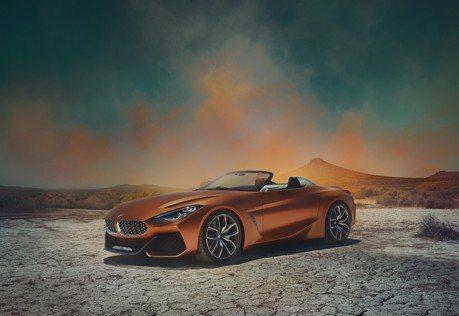 2019 BMW Z4內裝曝光 設計風格竟然像.....